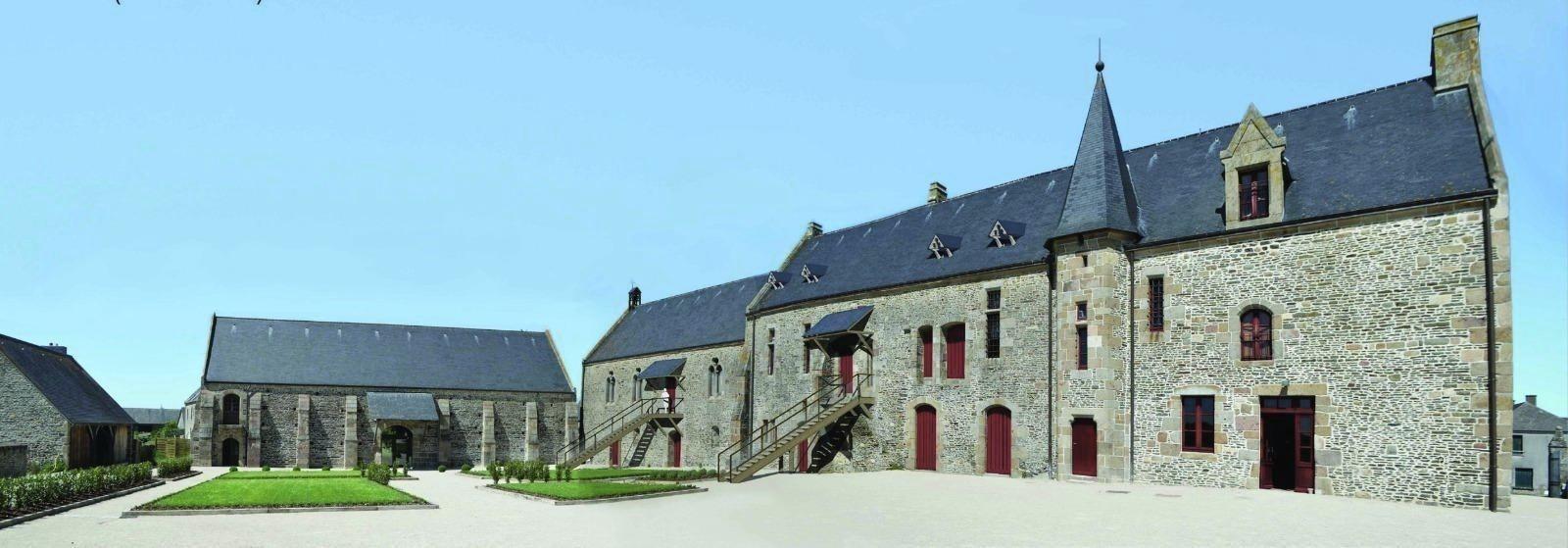 conservation des bâtis à Avranches | Paquin Arnaud Architecte