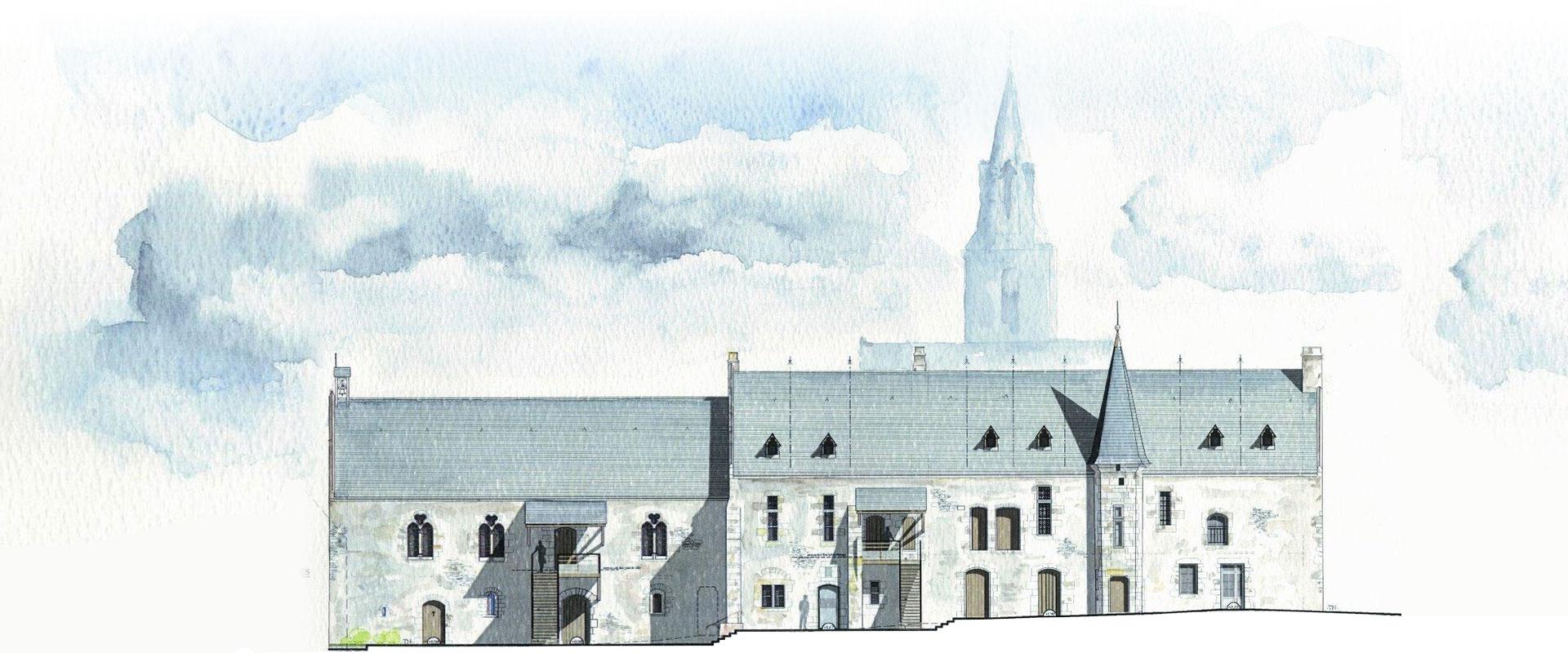 cabinet d'architecture à Avranches | Paquin Arnaud Architecte